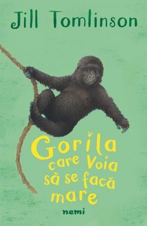 Gorila care voia să se facă mare