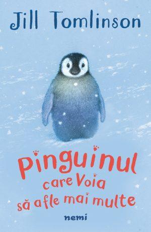 Pinguinul care voia să afle mai multe