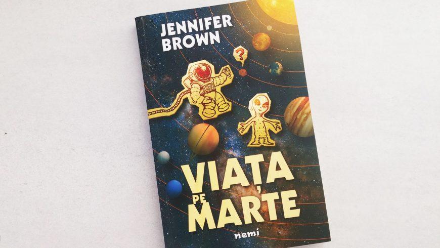 """""""Viața pe Marte"""", cea mai frumoasă carte pentru micii astronomi în devenire"""