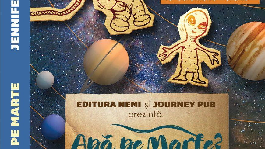COSMOS for KIDS: Apă pe Marte? Atelier interactiv cu astronomul Adrian Sonka
