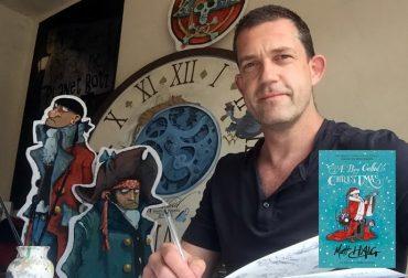"""De vorbă cu Chris Mould, ilustratorul cărţii """"Un băiat numit Crăciun"""""""