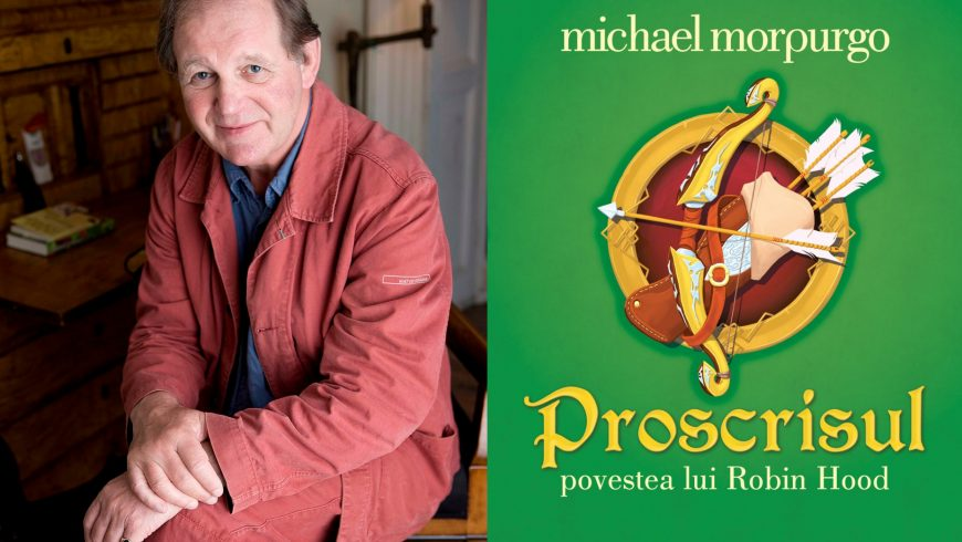 Interviu: Michael Morpurgo despre legenda lui Robin Hood