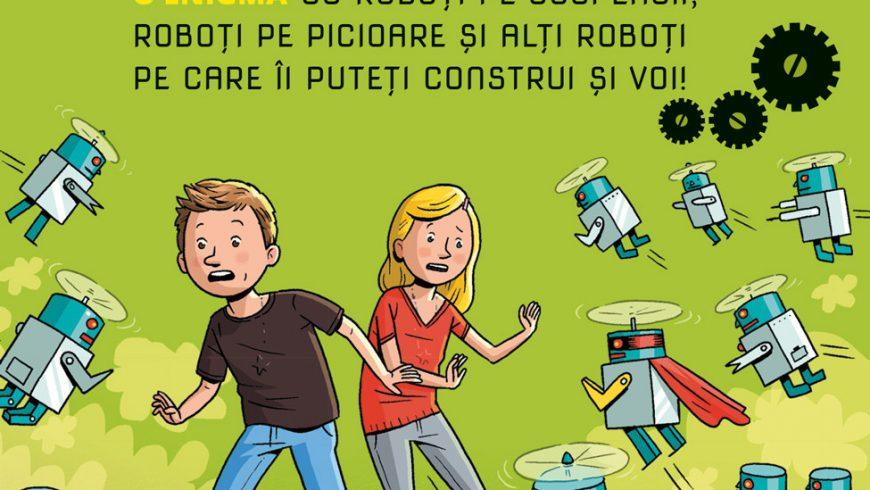 Nick şi Tesla în război cu robo-armata