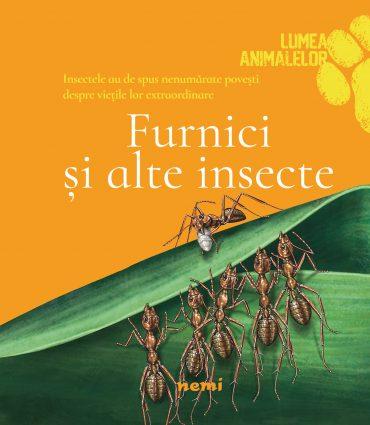 Furnici şi alte insecte