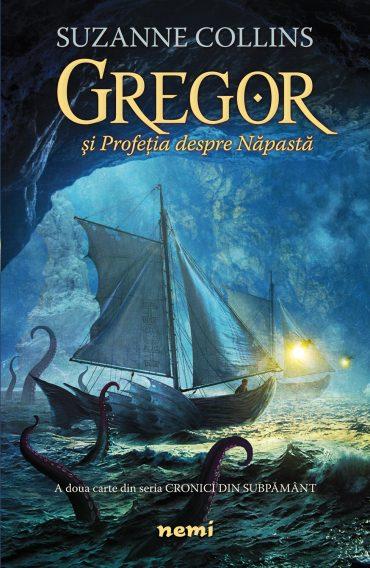 Gregor și Profeția despre Năpastă (Seria Cronici din subpământ, partea a II-a)