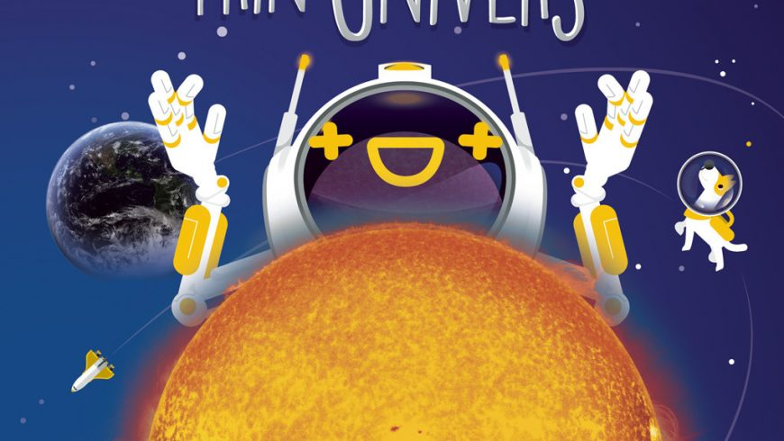 Ghidul micului astronom prin Univers