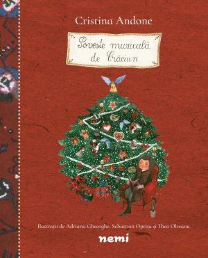 Poveste muzicală de Crăciun