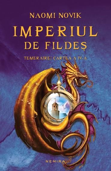 "Imperiul de fildeș (Seria ""Temeraire"", partea a IV-a)"