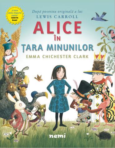 Alice în Țara Minunilor, de Lewis Carroll