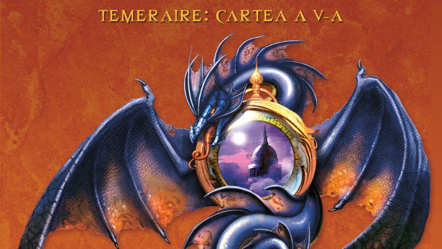 "Victoria vulturilor (Seria ""Temeraire"", partea a V-a, paperback)"