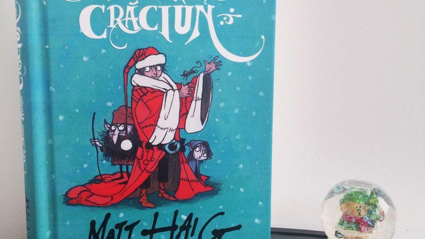 """Adevărata magie a Crăciunului este magia dăruirii, despre """"Un băiat numit Crăciun"""", de Matt Haig"""
