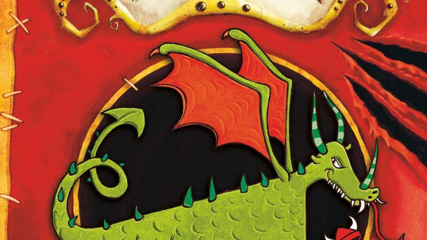 Seria Cum să-ți dresezi dragonul, de Cressida Cowell, apare la editura Nemi