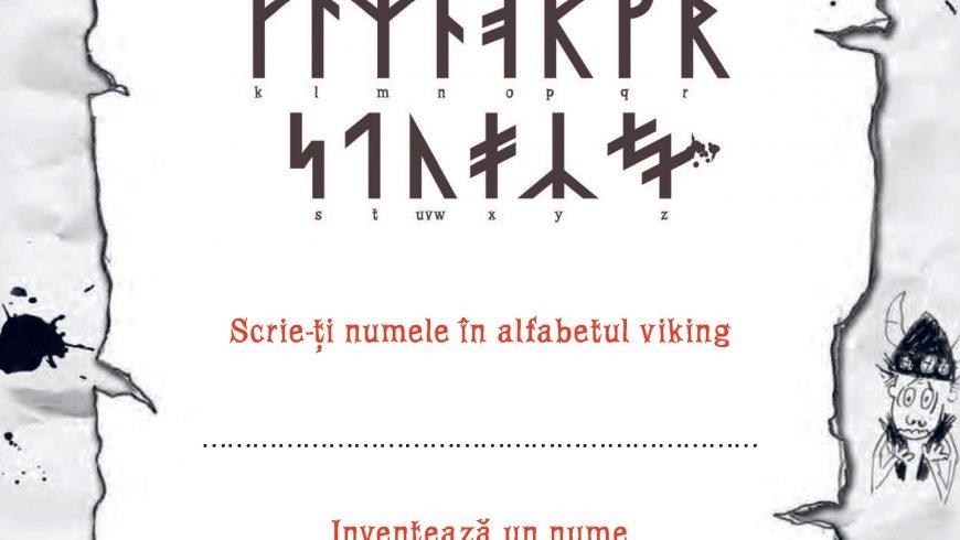 Ziua dragonului: Joaca de-a vikingii