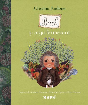 Bach și orga fermecată