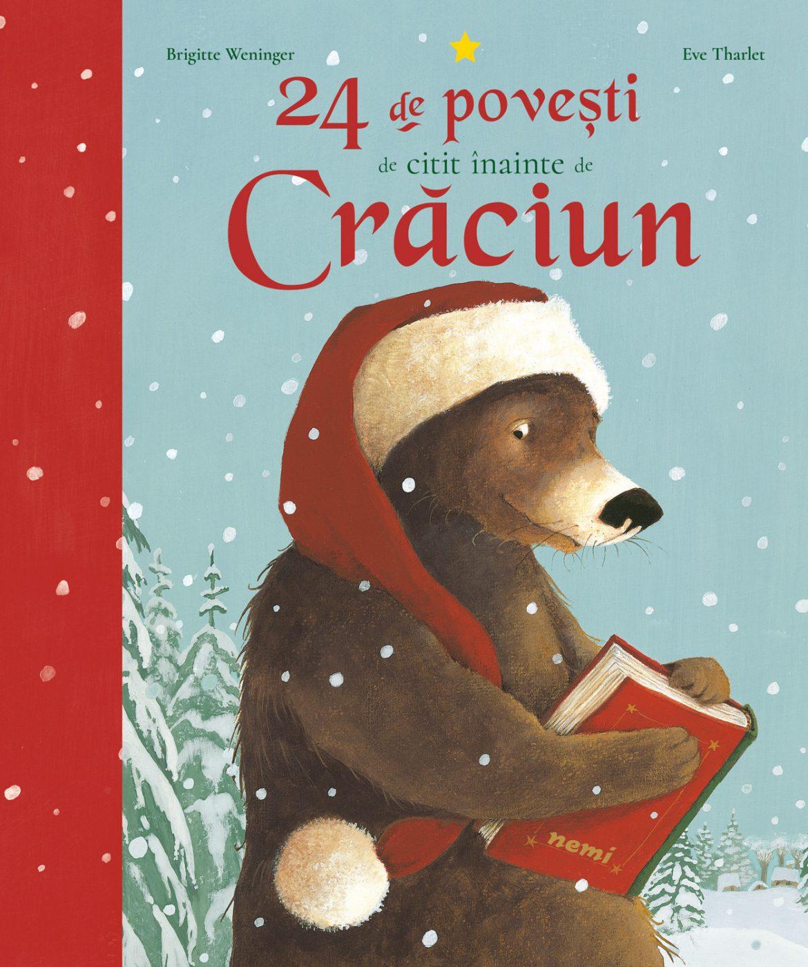 24 de povești de citit înainte de Crăciun