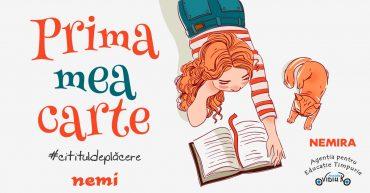 Prima mea carte – Ziua Internațională a Cărții pentru Copii și Tineri