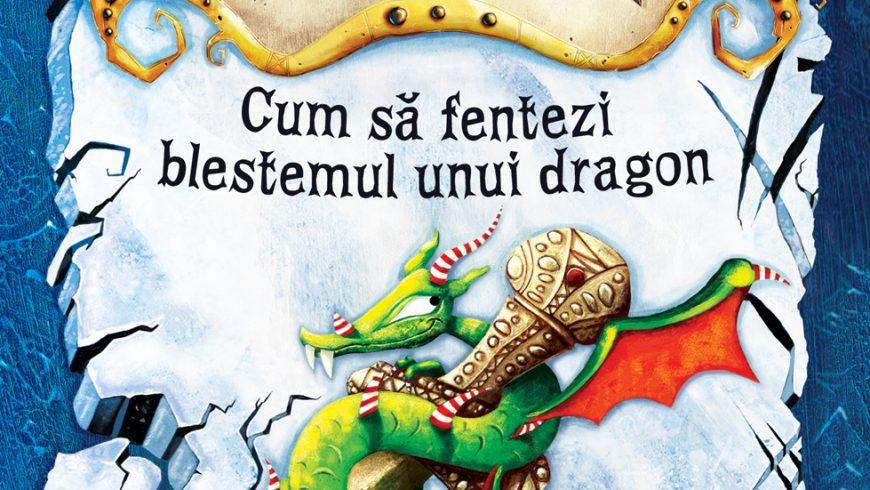 Cum să fentezi blestemul unui dragon