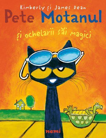 Pete Motanul și ochelarii săi magici