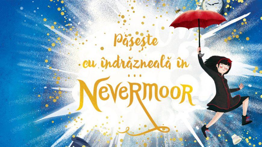 Fragment în avanpremieră | Nevermoor, de Jessica Townsend