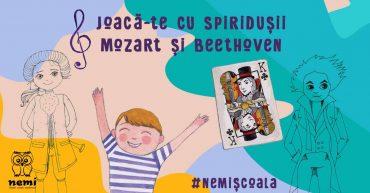 Jocuri cu spiridușii din Pădurea Muzicală! #NemiȘcoala