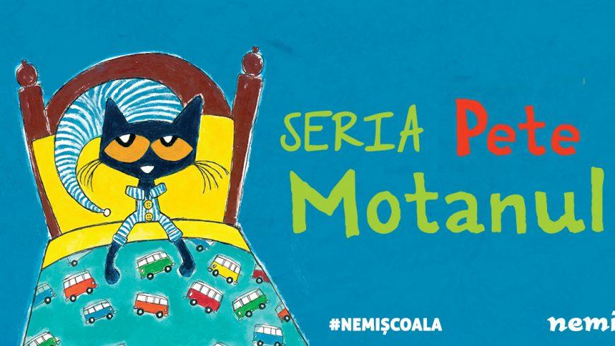 Activități pentru copii cu Pete Motanul – #NemiȘcoala