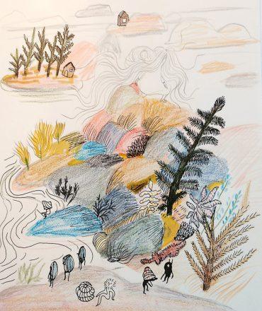 O conversație cu ilustratoarea Kitty Crowther, în dialog cu Veronique Antoine-Andersen
