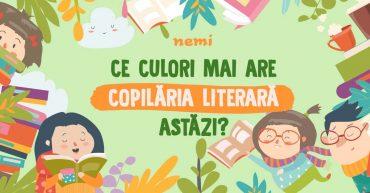 Ce culori mai are copilăria literară astăzi?