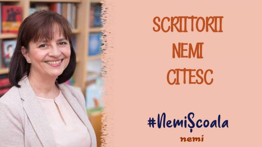 """Simona Antonescu le citește de la distanță copiilor din """"Fram, ursul polar"""""""