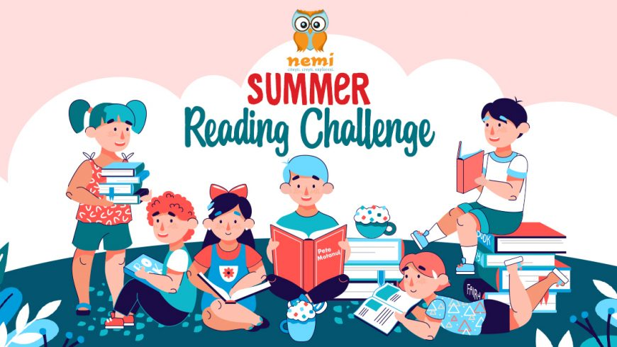 #SummerReadingChallenge: recomandări de lectură pentru vacanța de vară & giveaway