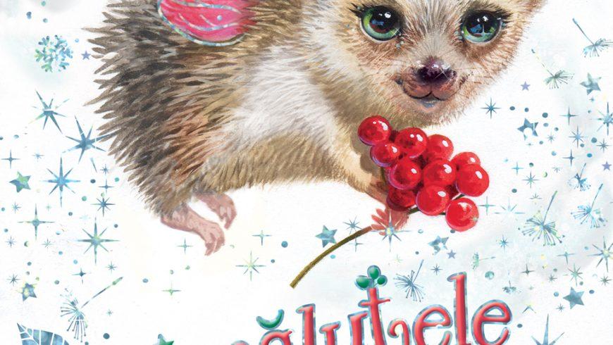 Hailey, ariciul (Seria Animăluțele fermecate din Pădurea Înrourată)