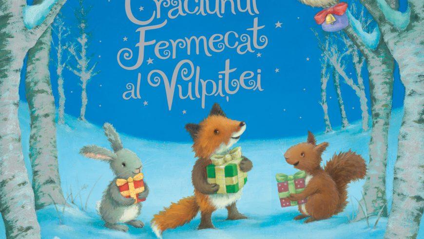 Crăciunul fermecat al vulpiței