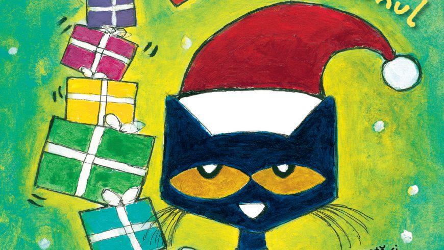 Pete motanul salvează Crăciunul