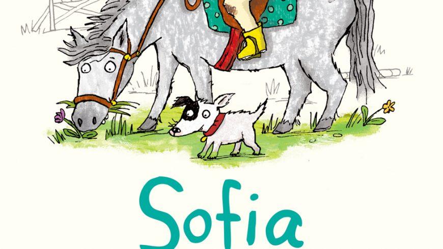 Sofia în șa