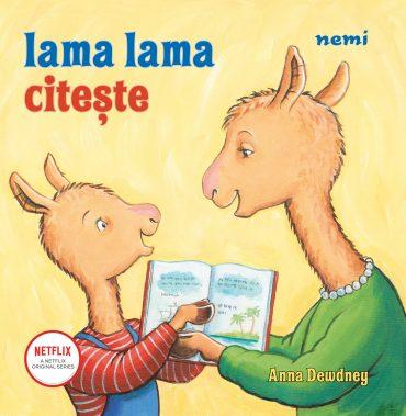 Lama lama citește