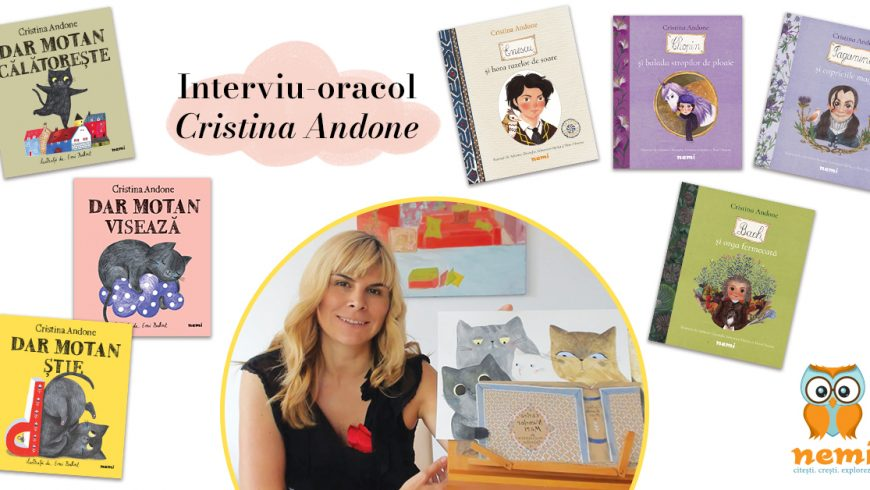 Interviu-oracol cu Cristina Andone