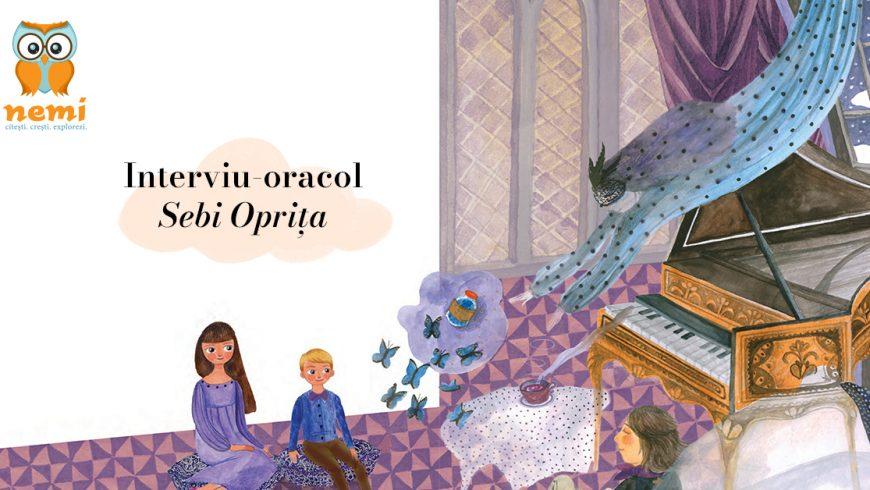 Interviu-oracol Sebi Oprița