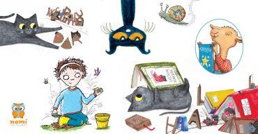 Recomandări de pachete de cărți-pereche, de la editorul-șef al editurii Nemi