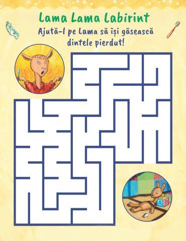 Activități cu Lama Lama!