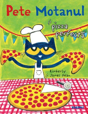 Pete Motanul și pizza perfectă