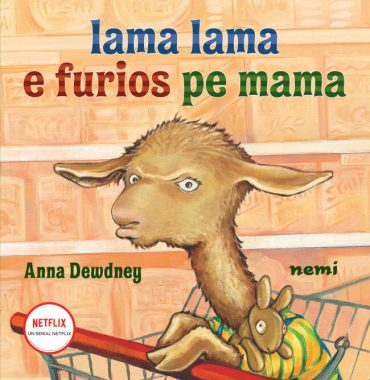 Lama Lama e furios pe mama